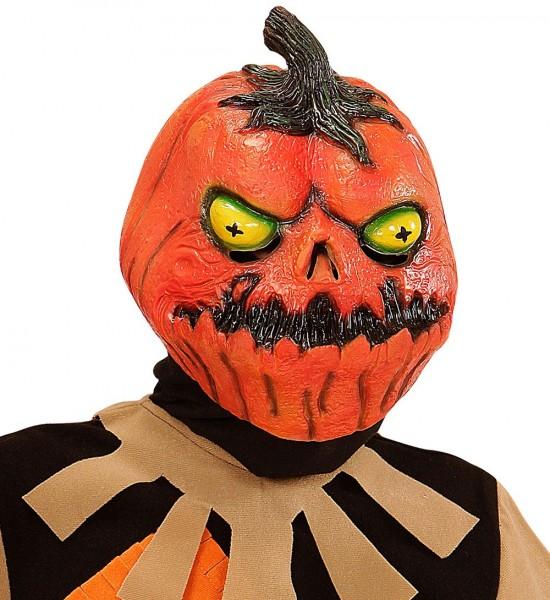 Böser Kürbis Otto Kinder-Maske