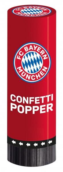 2 FC Bayern München Konfettikanonen