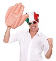 Aufblasbare Fan Hand