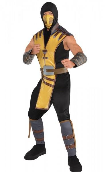 Déguisement Scorpion Mortal Kombat pour homme