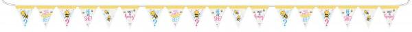 Baby Bienen Wimpelkette 4,57m