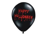 50 blutige Happy Halloween Luftballons 30cm