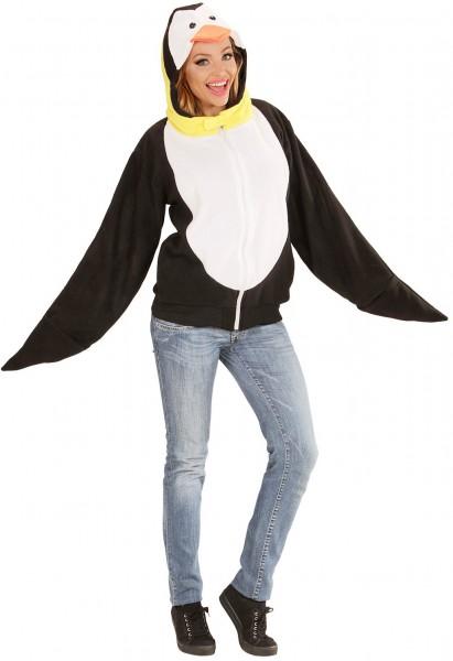 Giacca peluche Pengu Penguin per adulti