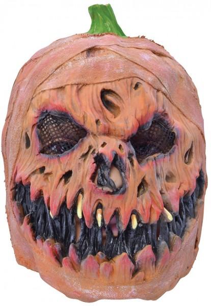 Zombie Kürbis Maske