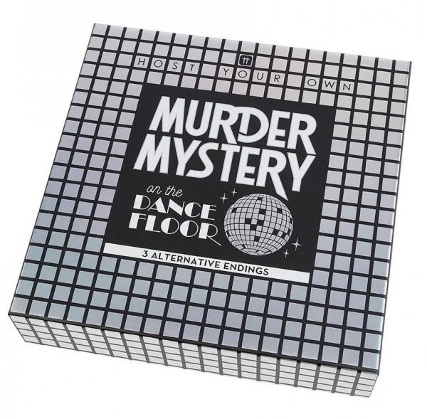 Murder Mystery Partyspiel Dance Floor