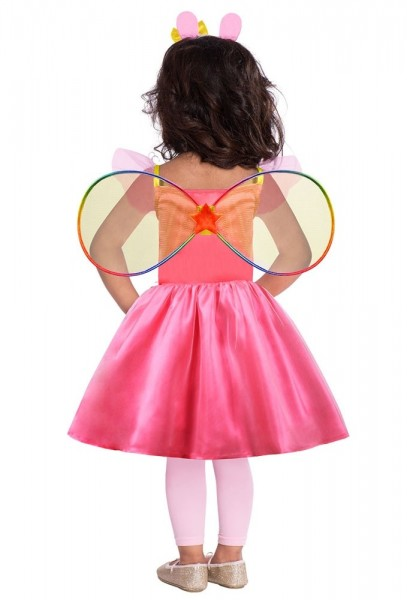 Peppa Pig Rainbow Fairy Costume Children's
