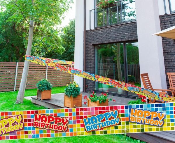 Absperrband al 70 fiesta de cumpleaños de decoración regalo barrera