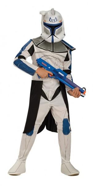 Storm Trooper Kinder Kostüm Blau