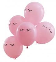 10 Pamper Party Luftballons 30cm