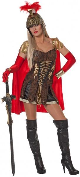 Römische Kriegerin Iona Damenkostüm
