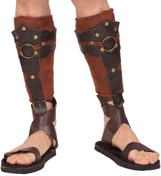 Römer Beinstulpen Lederoptik