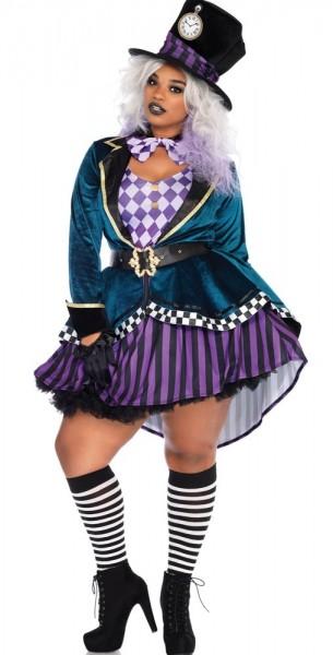 Costume da donna sexy per l'hatmistress