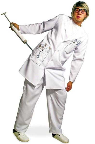 Frauenarzt Stefan Kostüm
