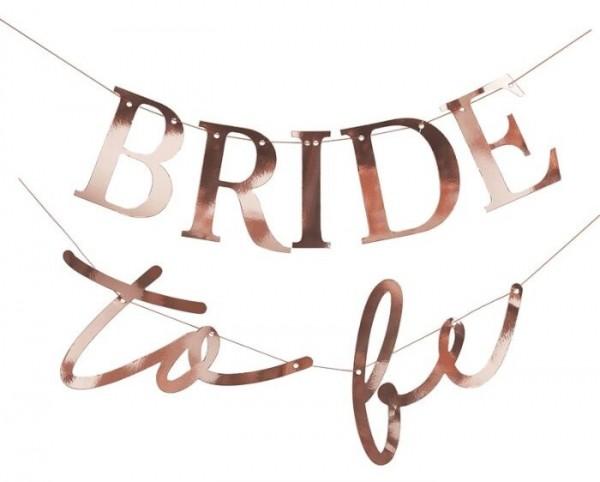 JGA Night Bride to be Girlande 1,5m