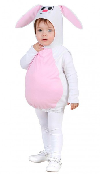 Plüschiges Bunny Kinderkostüm