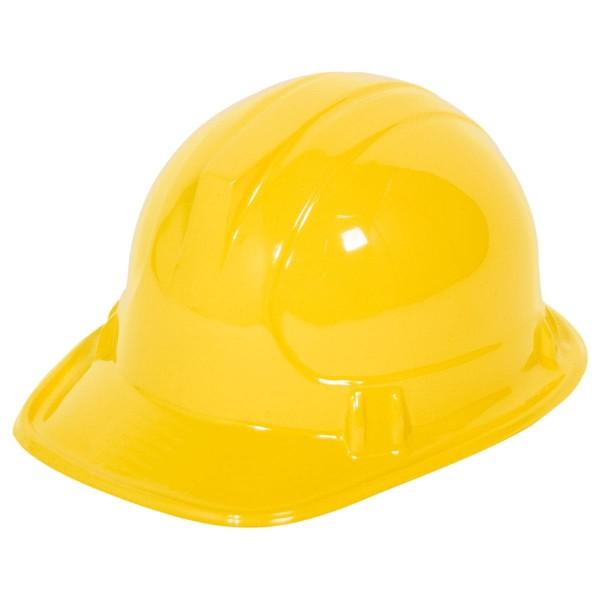 Casco para niños de obra de construcción