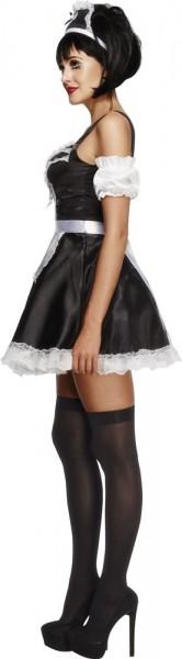 Sexy Hausmädchen Mimette Kostüm