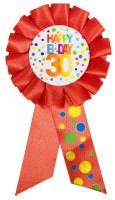 Splendid 30th Birthday Button