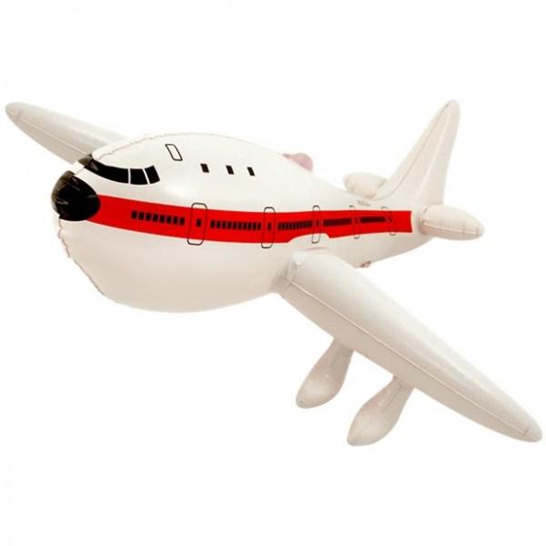 Aufblasbares Flugzeug 50cm