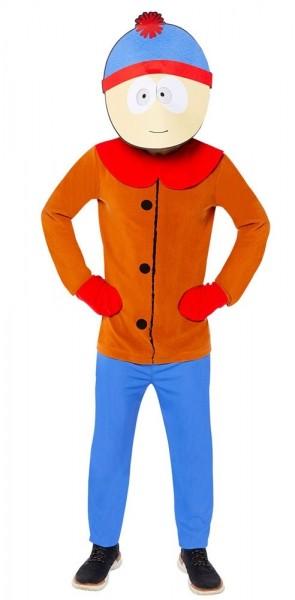 Southpark Stan kostume til mænd