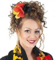 Deutschland Fan Haarclip Tina