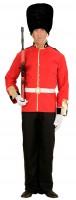 Costume de gardien britannique