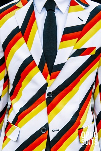 OppoSuits Germany party suit
