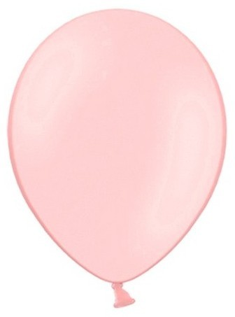 100 ballons de fête rose clair 25cm