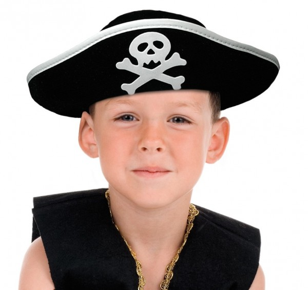 Mini pirate hat for kids