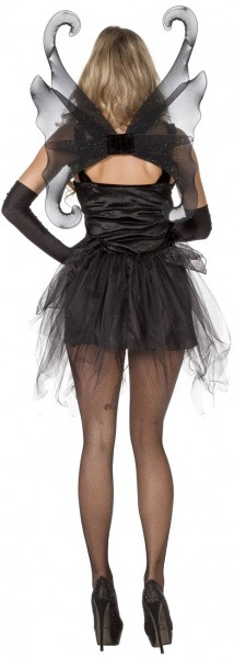Schwarze Fee Marla Damenkostüm