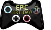 Folienballon EPIC Birthday Controller