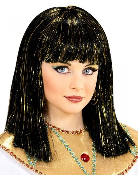 Stilvolle Cleopatra Perücke