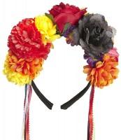 Tanz Der Toten Blumen Haarreif