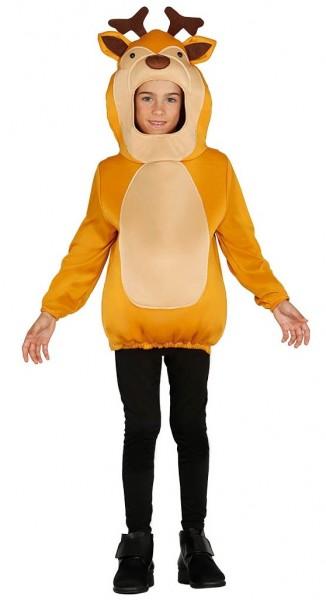 Costume enfant Rüdi de rennes douillet