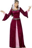 Altertümliche Prinzessin Damenkostüm
