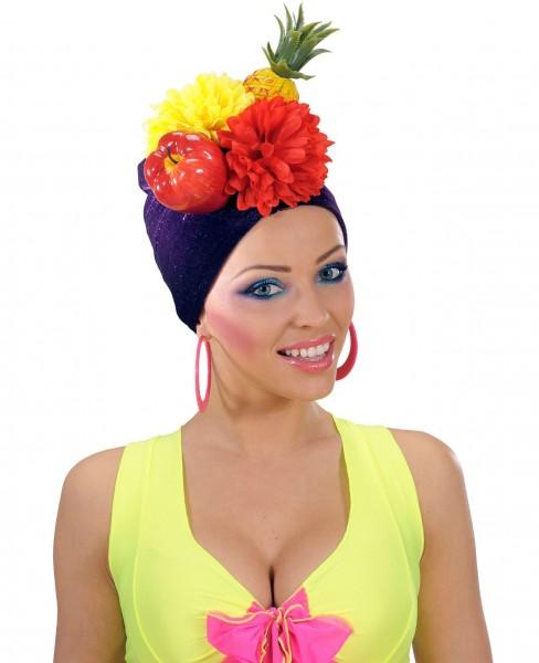 Fruchtcocktail Damenhut