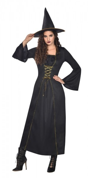 Costume de sorcière d'Abigail