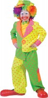 Clown Hobby Kinderkostüm