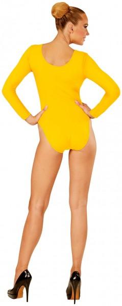 Basislichaam geel