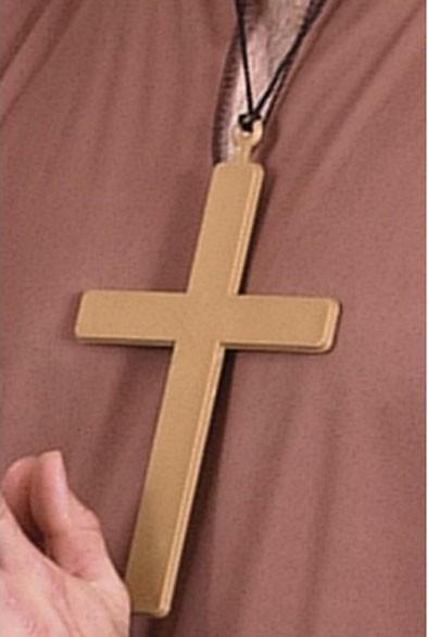 Gesegnetes Priester Kreuz Halskette