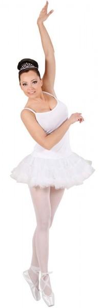 Costume da donna cigno bianco