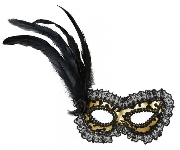 Venezianische Augenmaske Lucia
