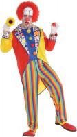 Bunter Clown Overall für Herren