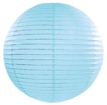 Lantern Lilly ice blue 25cm