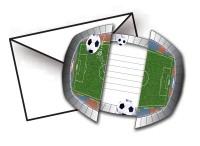 8 Stadion Einladungskarten