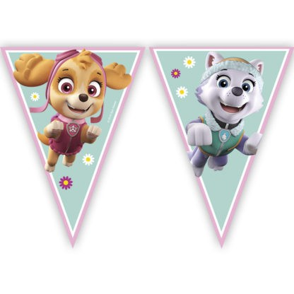 Life of Paw Patrol Wimpelkette 2,3m
