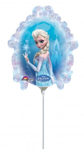 Frozen Ice Mirror Stabballon