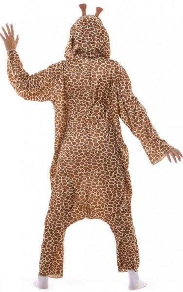 Patches Giraffen Kostüm für Erwachsene