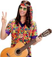 Hippie Brille John grün