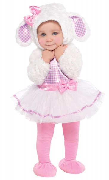 Déguisement bébé petit mouton